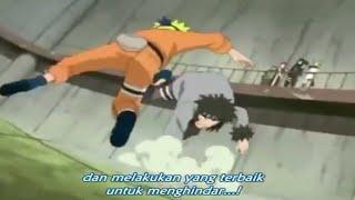 Naruto VS Kiba Inuzuka Ujian Chunin Sub Indo