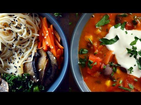 6 Vegan Soup Recipes