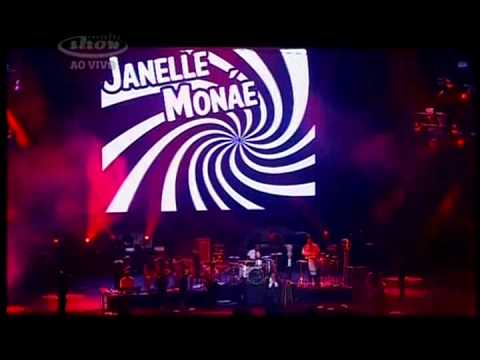 Janelle Monáe - Rock in Rio 2011 (Completo) 29/09/2011