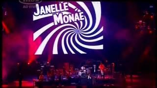 Janelle Monáe - Rock in Rio 2011 (Completo) 29/09/2011