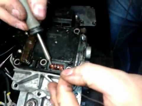 And Bmw Abs Control Module Wiring Diagram Wymiana Czujnika Halla Youtube