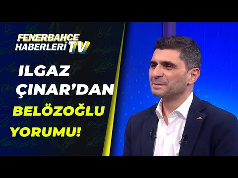 Ilgaz Çınar:\