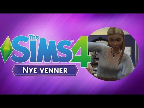 The Sims 4 /Nye Venner /Part 15 - ubeskyttet