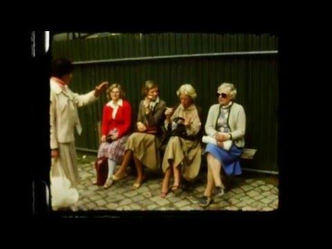 8mm Home Movies: Prague - Czech Republic - Czechoslovakia 70s