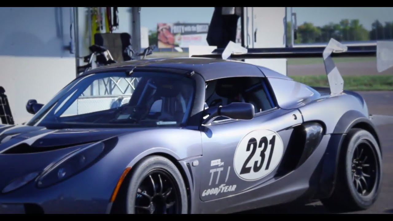 Lotus Elise Race Car (Built by BOE Fabrication) - YouTube