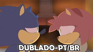 A Sonic and Amy Christmas Special - Dublado PT/BR - (BranimeStudios)