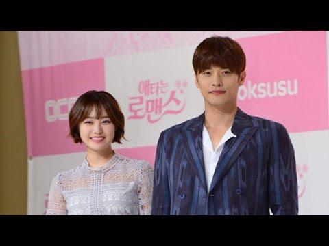 OCN 'My secret romance'(애타는 로맨스) Photo Time -제작발표회- (성훈, 송지은, SUNG HOON, Song Ji Eun)