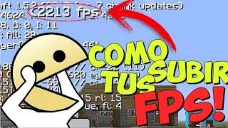 COMO SUBIR TUS FPS! | Tutorial