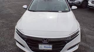 New 2019 Honda Accord 1.5T Washington DC MD Chantilly, DC #HCKA004567