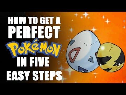 How To Breed for IVs in Pokémon X & Y - Tamashii Hiroka