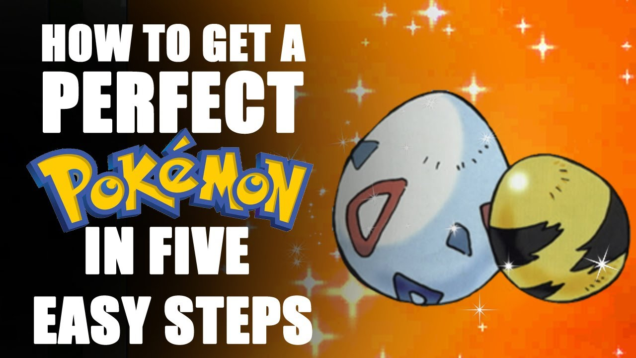 How To Breed for IVs in Pokémon X & Y - Tamashii Hiroka ...
