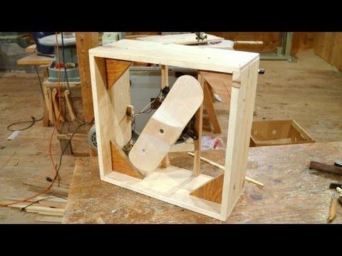 Building a box fan