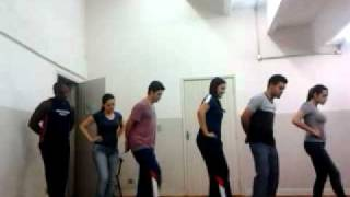 Ensaio Coreografia Xaxado 4/A - Atividades Rítmicas - Uninove MM 2011 (1)