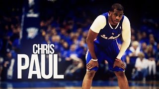 "Chris Paul 2017 Mix - ""Moves"" ᴴᴰ WELCOME TO HOUSTON"
