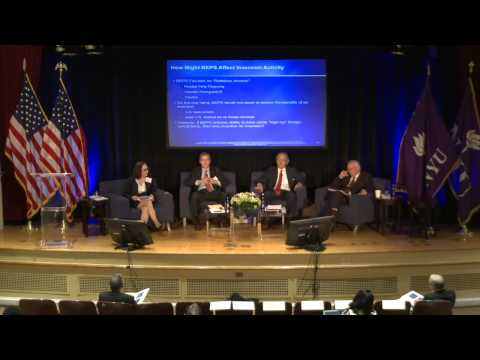 15th Annual NYU/KPMG Tax Lecture Series: Part 2