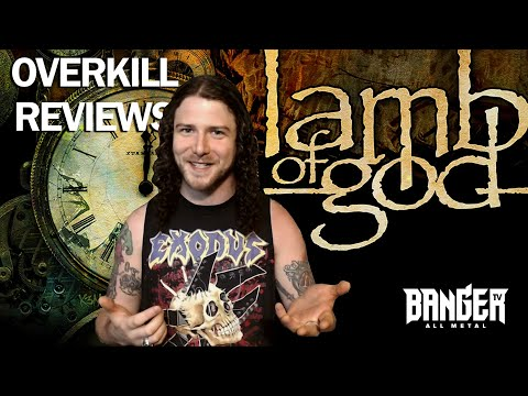 LAMB OF GOD S/T Album Review | Overkill Reviews episode thumbnail