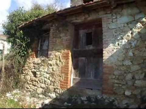 Cantalice (RI) : Il casaletto su due livelli con panorama unico sui laghi !