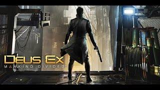Deus Ex  Mankind Divided – World Premiere Gameplay Demo - Xbox One, PS4, PC