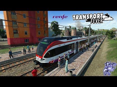 19# | El Nuevo Civia 465 y El BOOM Alimenticio | Renfe | Transport Fever