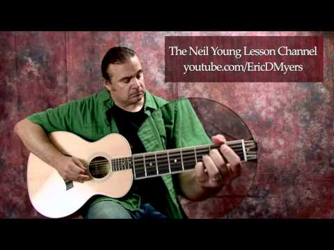 How to Play Sugar Mountain by Neil Young