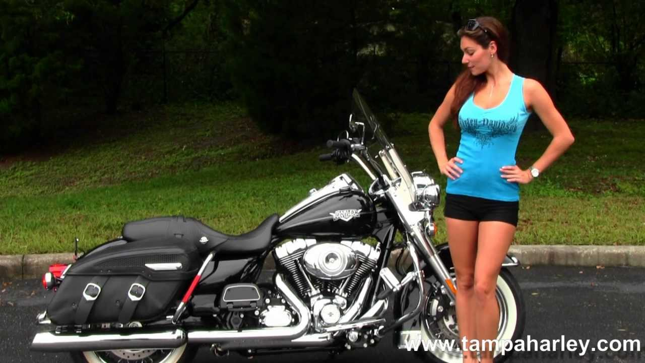 Harley Road King For Sale >> New 2013 Harley-Davidson FLHRC Road King Classic for Sale - YouTube