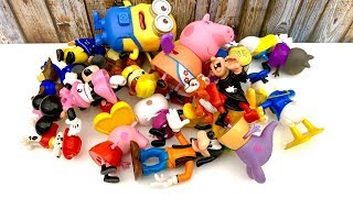 Elvis present Toys for Kids  Peppa Pig, Fireman Sam, Masha, Mickey Mouse, Minions