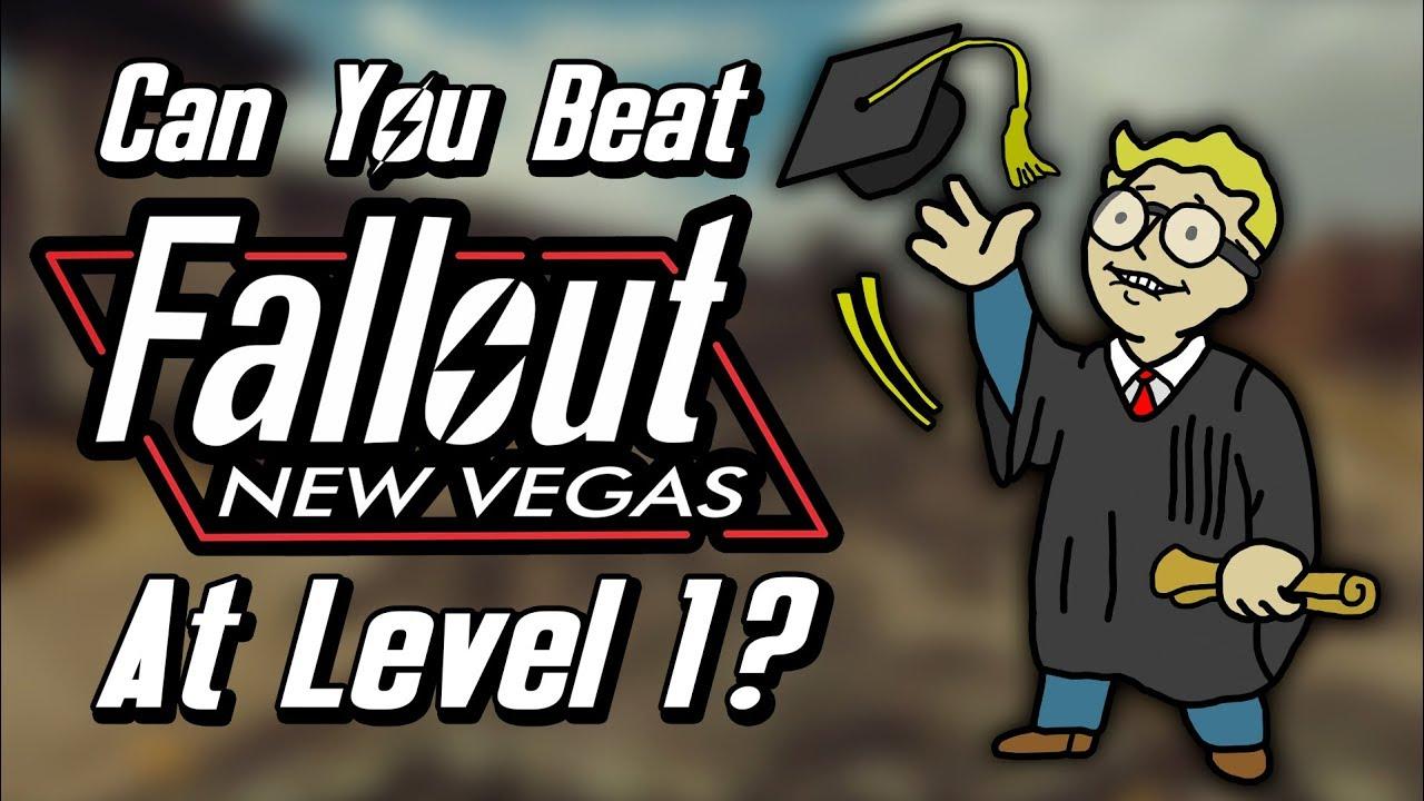 Fallout New Vegas Lone Wanderer Perk