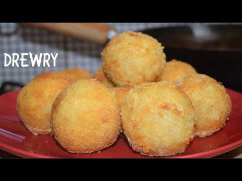 BEST GHANA YAM BALLS (IN-LAWS RECIPE)