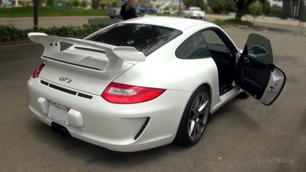 Porsche 997 2 Gt3 Revving Youtube