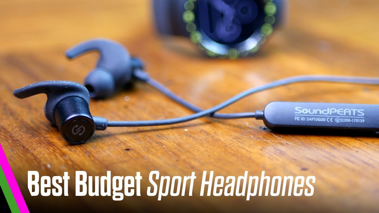 SoundPeats Q30 Bluetooth Sport Headphones Review - CHEAP AND GOOD!