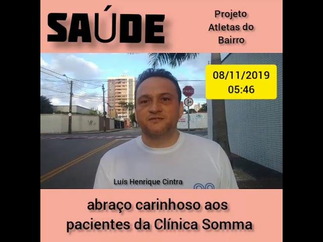 Projeto Atletas do Bairro - 08/11/2019
