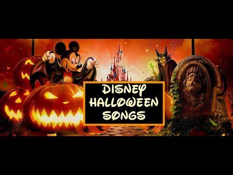 Disney Halloween Song 2019
