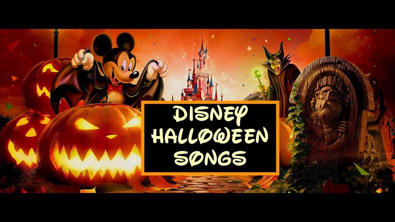 Disney Halloween Pictures.Disney Halloween Songs Youtube