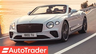 2019 Bentley Continental GT Convertible first drive review