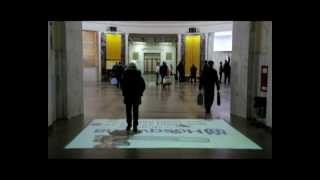 Реклама на вокзале Одесса(, 2013-04-04T12:19:23.000Z)