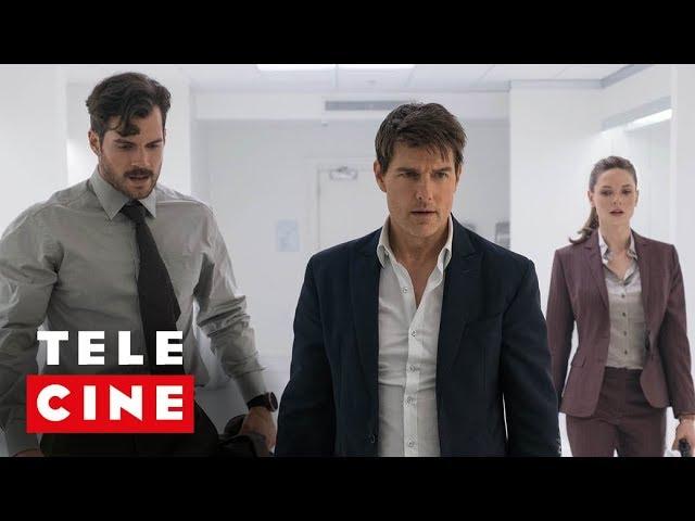 Missão: Impossível – Efeito Fallout | Trailer | Telecine