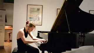 Florencia Hernández. Liszt. La Leggierezza