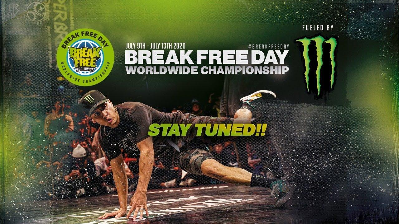 Break Free Day 2020: BGIRL 64 (Part 2)