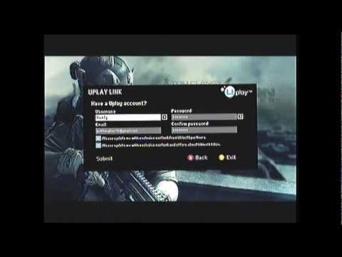 activation key for ghost recon future soldier