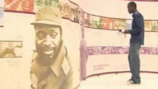 Exposição Fotográfica Sobre a Vida e Obra de Samora Machel