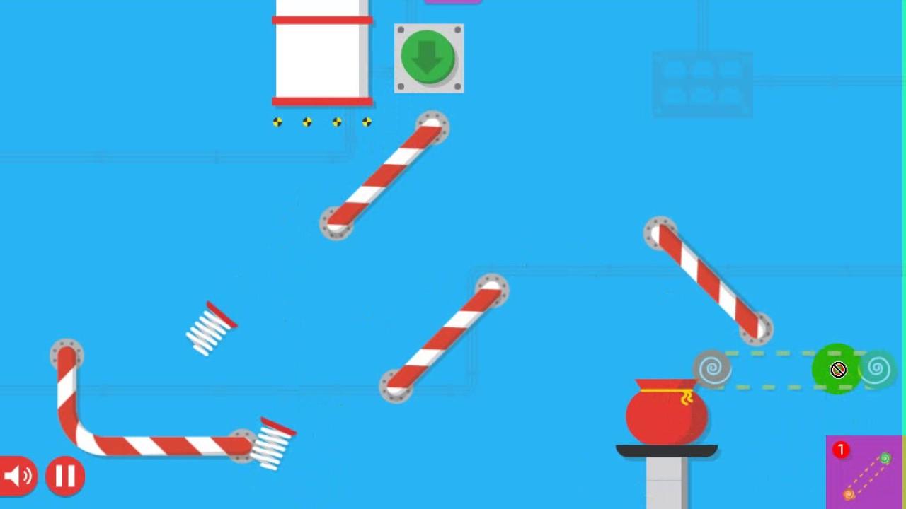 present bounce level 3 google santa tracker 2016 youtube
