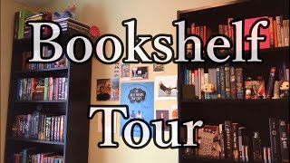 Bookshelf Tour 2015!