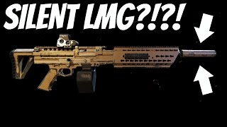 Ghost Recon Wildlands How To Get The Suppressor For Light Machine Guns LMG