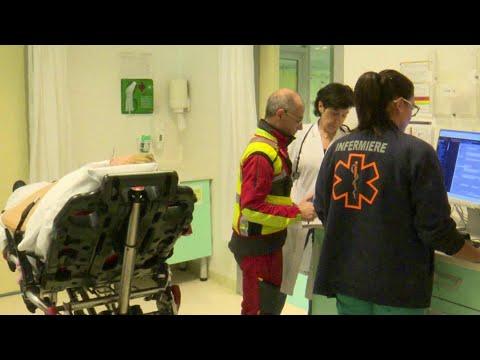В Италии число заразившихся коронавирусом за сутки возросло в четыре раза.