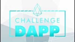 EOS First DAPP