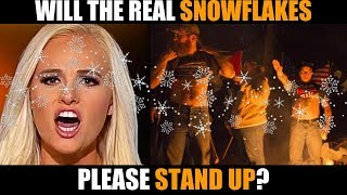 Are Republicans The Real Snowflakes?