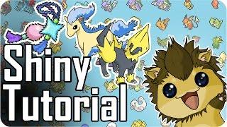 Wie man Shiny-Pokémon findet - Noch 60 Tage bis Sonne und Mond erscheint