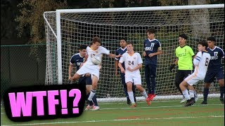 JONY GETS KICKED OUT OF MATCH!! (School Football / Soccer highlights) s.3 ep.1