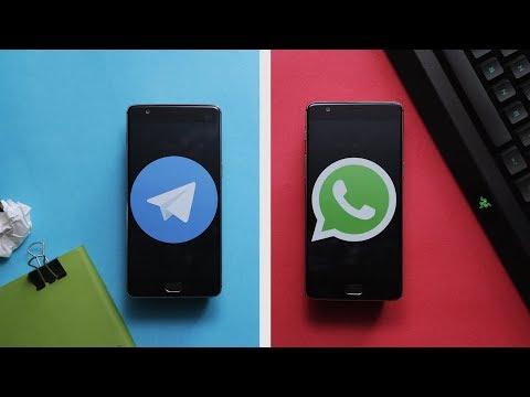 10 Reasons Why Telegram is BETTER than WhatsApp