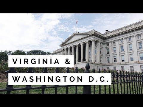 Travel Diary | Virginia & Washington D.C.